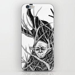 Tree Troll Faerie iPhone Skin