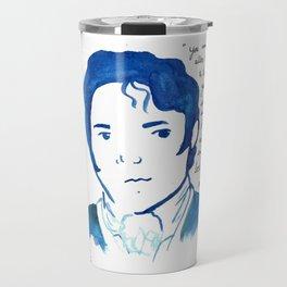 Pride and Prejudice: Mr. Darcy Travel Mug