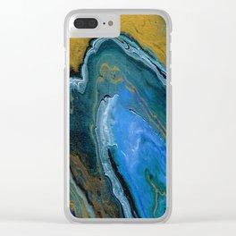 Serpente Clear iPhone Case