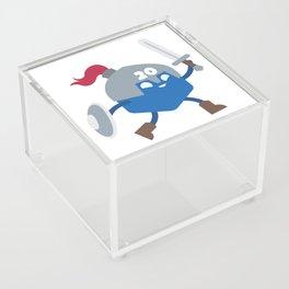 20 Sided Hero Acrylic Box