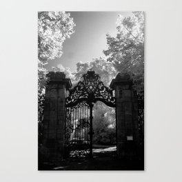 Big Gates Canvas Print
