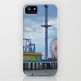 Pleasure Pier - Galveston Texas iPhone Case