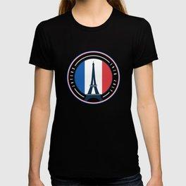 Eiffel Tower France T-shirt