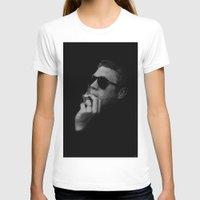 steve mcqueen T-shirts featuring MCQUEEN by JOCTV