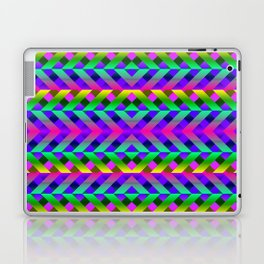 Rainbow Scaffolding Laptop & iPad Skin