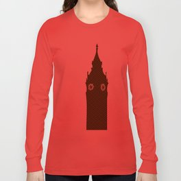 Architecture - Big ben Long Sleeve T-shirt