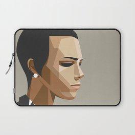 Office girl Laptop Sleeve