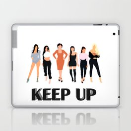 Keep Up Laptop & iPad Skin
