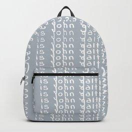 who is John Galt? Backpack