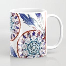 Dreamcatcher Mandala Coffee Mug