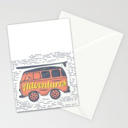 Adventure T-Shirt Stationery Cards