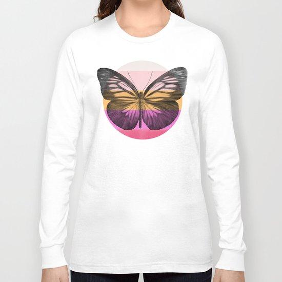 Flight - by Eric Fan and Garima Dhawan  Long Sleeve T-shirt