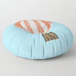 Montgolfier Floor Pillow