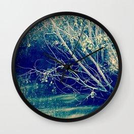 Lake me baby Wall Clock