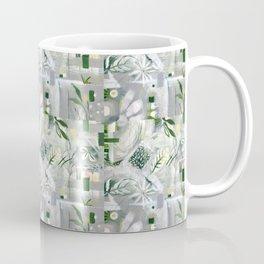 green_pattern Coffee Mug