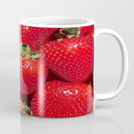 Garden Strawberries Coffee Mug