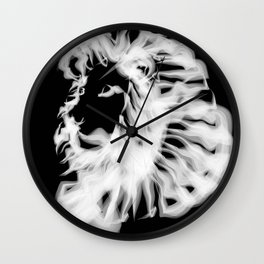 The Pride: Moon Wall Clock