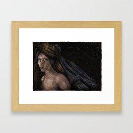 The Everlasting Concubine 2.0 Framed Art Print