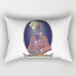 Coin-Operated Gentleman Rectangular Pillow