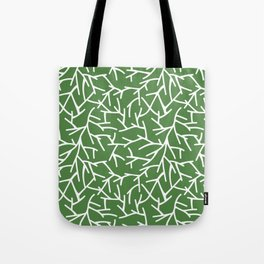 Branches - green Tote Bag