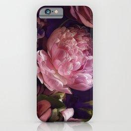 Summer Peonies iPhone Case