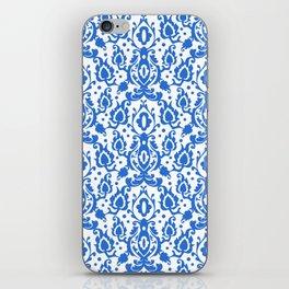 Tunisian Blue Casbah iPhone Skin