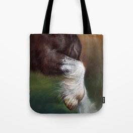 The Hoof Tote Bag