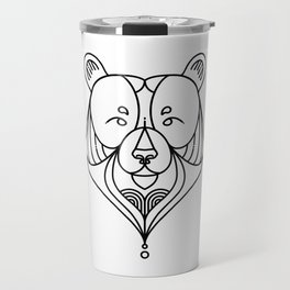 Black Bear One Travel Mug