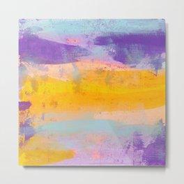 Abstract No. 477 Metal Print