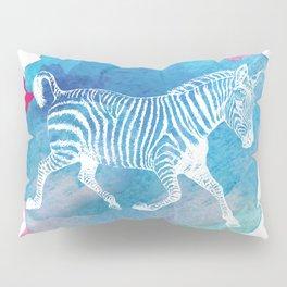 Color Spot Safari Zebra Pillow Sham