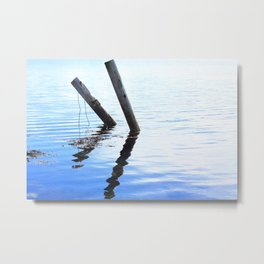 Back to the sea Metal Print