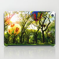 central park iPad Cases featuring Central Park by kpatron