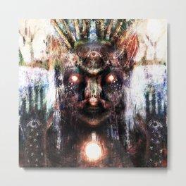 Dryhtnas Wirpa - Gods of Change Metal Print