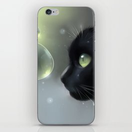 worlds within iPhone Skin