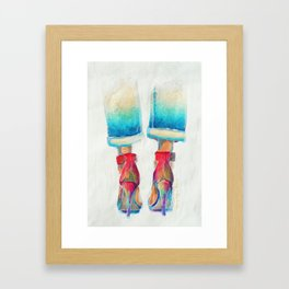 High-Ideals 2 Framed Art Print