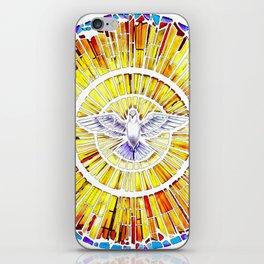 Holy Spirit in Christianity Catholic Church Trinity Sacred, God, Jesus, Bible iPhone Skin