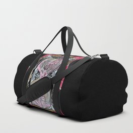 Echo Through the Sands of Time Duffle Bag