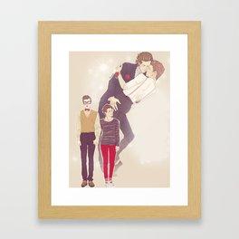 """"""" Larcel """" Framed Art Print"""