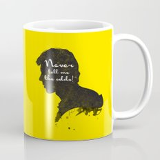 The Odds – Han Solo Silhouette Quote Mug