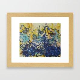Miss Jones Framed Art Print
