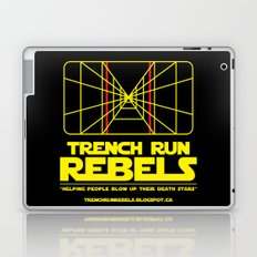Trench Run Rebels Laptop & iPad Skin