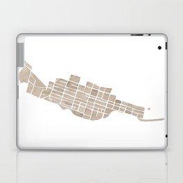 Telluride Colorado Map Laptop & iPad Skin