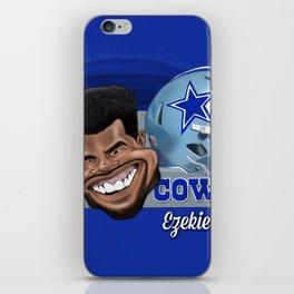 """""""Zeke"""" 2016 iPhone Skin"""