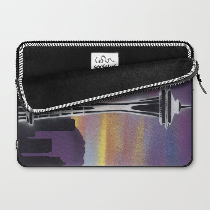 Rooted in Seattle 1 Laptop Sleeve