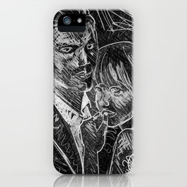 """""""Mr. Grey Will See You Now"""" by Kristin Frenzel iPhone Case"""