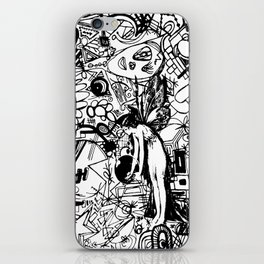 Abstinence Educated iPhone Skin