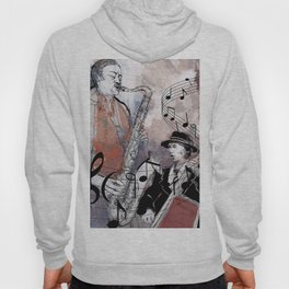 Jazz Men Hoody