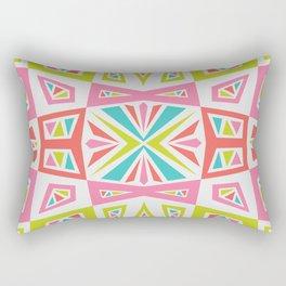 checkmate kaleidoscope Rectangular Pillow