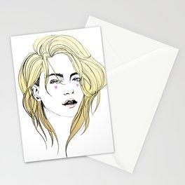 Heart Eyes Stationery Cards