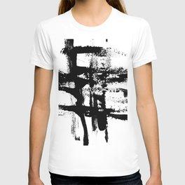 Brush Stroke Art T-shirt